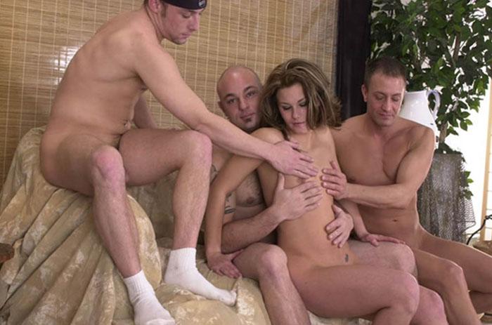 grupen sex porno gangbang